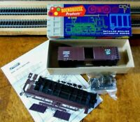 "Roundhouse 1049 HO Scale 40' Steel AAR Boxcar Kit  ""Canadian National"""