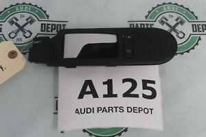 98-10 VOLKSWAGEN NEW BEETLE FRONT RIGHT PASSENGER DOOR INTERIOR HANDLE OEM