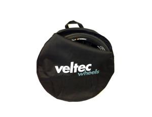 VelTec Padded Wheel Bag Black/White/Grey RRP £30