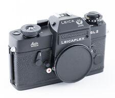Leica Leicaflex Black Chrome SL2 50 Jahre Ltd Ed. in original box, near mint