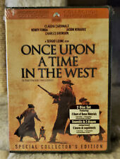 Once Upon A Time In The West (2-Disc Dvd, 2003) Special Collector's Edition New