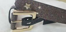 NoBo Belt multi colors Sparkel With stars New With Tags  XLarge Womens