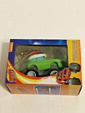Green Blaze Christmas Ornament Monster Trucks Holiday Decor Ornaments Vehicle