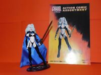 Chaos Comics Lady Death Action Figur Brian Pulido Moore Limitiert Statue Sexy Mi