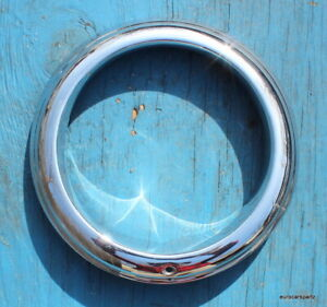 Mercedes 220S 220SE Headlight Trim Ring  190SL 190 300SL 000 544 18 56  #119