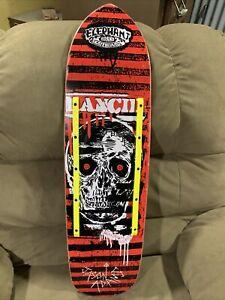 Jason Adams Skateboard Black Label
