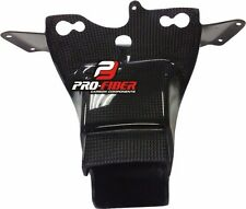 09-13 CARBON RACE AIR DUCT INTAKE CLOCK FAIRING BRACKET KAWASAKI ZX-6R ZX6R 6 R