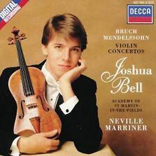 Violinkonzert 1/Violinkonzert op.15 von Joshua Bell,AMF,Neville Marriner (1991)
