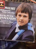 Zimmermann/Faerber-Mozart: Violin Concertos Nos. 3 & 5,Wolfgang Amadeus MozartCD