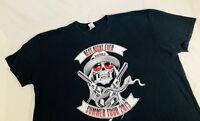 Kid Rock Best Night Ever Summer Tour T Shirt Size Mens 3 XL