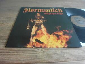 STORMWITCH - Walpurgis Night LP 1984 - 1. PRESS ... accept sodom Teutonic Metal