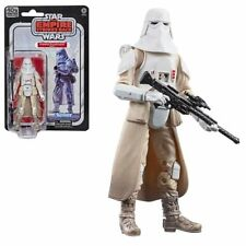 """Star Wars Black Series Snowtrooper 6"""" Action Figure 40th ESB Carded **IN STOCK**"""