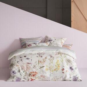 Estella Mako Satin Bettwäsche Floral - 135x200 oder 155x220 cm EXCLUSIV bei uns!