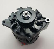 GM BLACK 220 AMP CS130 1 WIRE OR OEM  V Belt ALTERNATOR Chevy 327 350 396 454