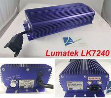Lumatek LK7240 Lamp 750W H.P.S 240Volts Electronic Dimmable Digital Ballast HPS