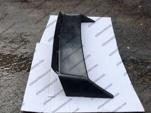 Bmw E30 M3 Zender Spoiler For Common Trunk Replika