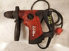 Hilti Te 6 C Corded Sds Plus Rotary Chipping Hammer Drill Tool
