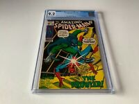 AMAZING SPIDER-MAN 93 CGC 9.2 PROWLER 1ST ARTHUR STACY MARVEL COMICS 1971