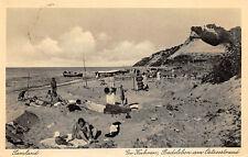 AK sammland kuhren balneazione vita Ostpreussen cartolina 1938
