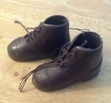 "**VERY RARE** VINTAGE ""ACTION MAN"" MOUNTAINEER BROWN LACED BOOTS"