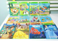 Lot of 17x LeapFrog Tag Children's Reading & Activity Books! Disney Pixar