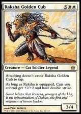MTG Magic - (R) Fifth Dawn - Raksha Golden Cub - SP