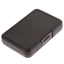 12 in 1 Memory Card Storage Holder Case Protector Box Antimagnetic Quakeproof