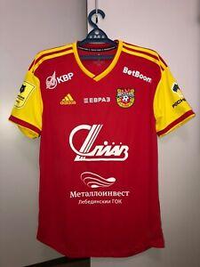 Match worn shirt Arsenal Tula Russia jersey size M, season 2020/2021