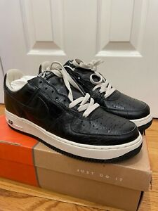 DS NIKE 2004 HTM 2 Air Force 1 CROCODILE 305895 002 - Size 9.5 RARE