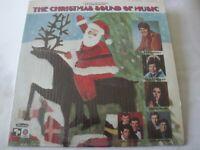 THE CHRISTMAS SOUND OF MUSIC VINYL LP ALBUM CAPITOL RECORDS VARIOUS ARTISTS VG+