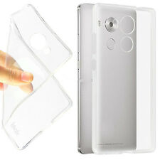 Transparent Clear TPU Silicone Gel Soft Case Skin Cover For Huawei Mate 8