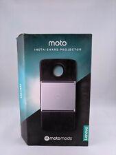 Lenovo Motorola Insta-Share Projector Moto Mod for Moto Z Smartphones