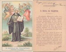 R@RO SANTINO DI SAN NICOLA DA TOLENTINO, AGOSTINIANO   N. 2170