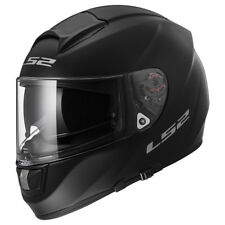 Ls2 casco moto Integrale Ff397 vector Ft2 Matt negro 3XL