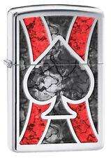 ZIPPO - Ace - 60001608 -scelta Collezione 2016 - NUOVO CONFEZIONE ORIGINALE