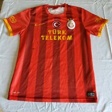 More details for galatasaray turkey third football shirt 2013/2014  nike  size m
