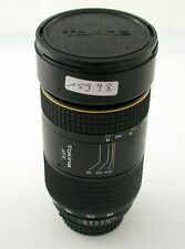 TOKINA Nikon AF AiS 80-400 80-400mm AT-X F4,5-5,6 TOP but LESEN READ /20