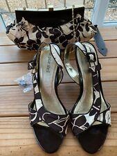 Zapatos señoras y Bolso de mano marca PILAR ABRIL que empareja