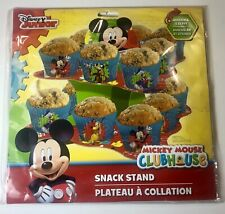 Disney Mickey Mouse Clubhouse Cupcake Stand Holder Kid's Party Serving