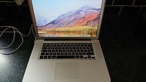 """Macbook Pro 15"""" Early 2011 2.0 Ghz  i7 8GB Ram 500GB HDD"""
