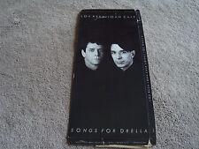Lou Reed John Cale Songs For Drella CD Long Box Only No Disc Velvet Underground
