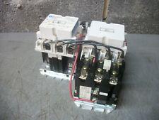 Westinghouse Size 00 Rev Motor Starter A210macac 120vcoil 3ph 600v 2hp