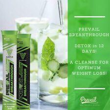 Valentus Prevail Breakthrough AM/PM - Detox Sachets - UNOPENED / BRAND NEW