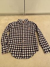 Joules Checked Shirt Boys Aged 5 Years