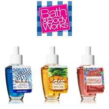 Bath Body Works Wallflowers Room Freshener Summer Fragrances Many Retired