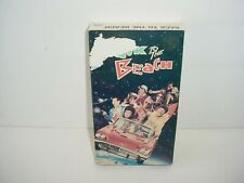 Back to the Beach VHS