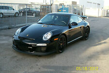 PORSCHE CARRERA 997.2 GT3 BUMPER UPGRADE KIT FOR 997-997.2 COUPE CAB C2 AND C4