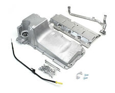 LH8 LS Oil Pan Kit muscle car pan - includes our exclusive pick up tube girdle
