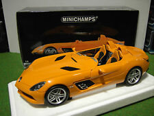 MERCEDES-BENZ SLR McLAREN STIRLING 1/18 MINICHAMPS 100038400 voiture minature
