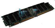 512MB 2 x 256MB PC100 DIMM SDRAM 168 pin Non ECC SPD